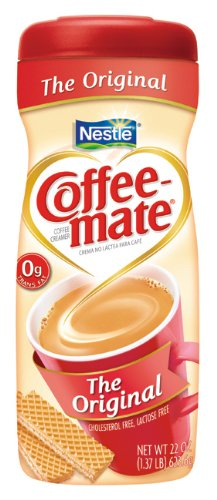 Trans Non Dairy Fat Creamer (Nestle Coffee-Mate Coffee Creamer Original, Pack of 4 (22 Ounce))