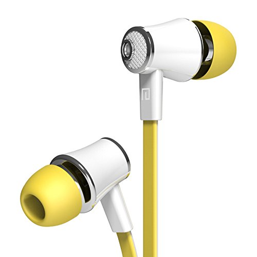 RedSonics New Arrival SE55 Headset In Ear Earbuds Earphone For Mobile Phone Android Xiaomi Samsung PC Auriculares Go Pro[ yellow ]