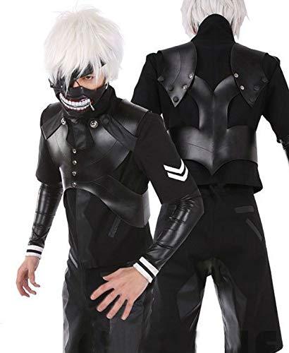 DingChen Traje de Cosplay de Tokyo Ghoul Ken Kaneki Overall ...