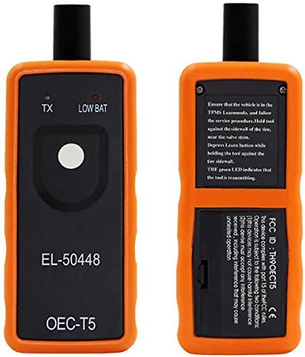 NOPNOG Syst/ème de surveillance de la pression des pneus de voiture /écran LCD num/érique syst/èmes dalarme de s/écurit/é avec 4 capteurs externes aliment/é par batterie ABS et m/étal