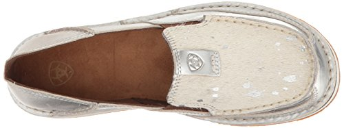 Ariat Damen Cruiser Slip-On Schuh Silberstrom