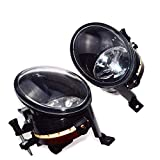 Loovey Front Right Left Fog Lamp Fog Light 5K0941699 5K0941700 For VW Jetta Golf MK6 Caddy 2K Tiguan Touran Bettle EOS Seat