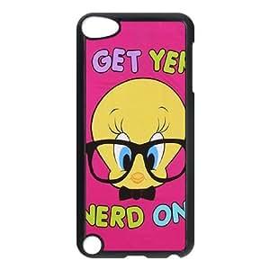 Tweety Bird iPod TouchCase Black persent xxy002_6003476
