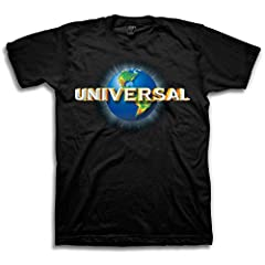 UNIVERSAL STUDIOS:  The greatest movie studio in the world bringing you huge hits such as: Juassic Park, Jaws, Minions, Back to the future, Fast and the Furious and many more. CLASSIC LOGO The original Universal Studios logo withstands the t...