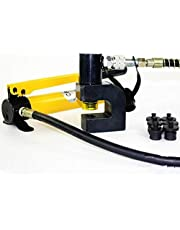 Hydraulic Tools Industrial Accessories SYD-18F Mini Hydraulic Angle Steel Hole Punching Tools 6.5mm-18.5mm with Hand Pump