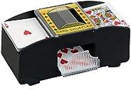 Playing Card Shuffler 2 Deck Automatic Card Shuffler Battery-Operated Electric Shuffler, Professional Cards Sh
