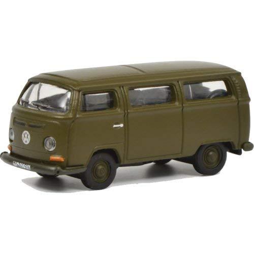 One Size Schuco 452636500 Bus Bundeswehr Fahrzeug Olive