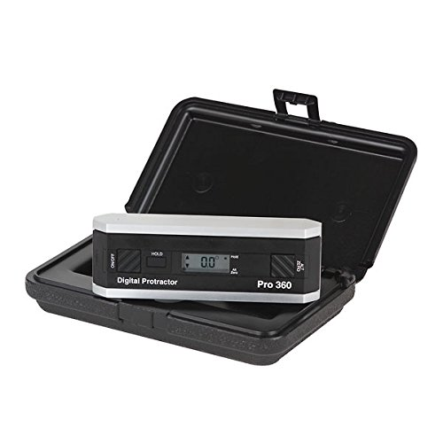 Smart-Tool 09429606 Pro 360 Digital Protractor, +/-0.1 Degree Accuracy by SmartTool Technologies