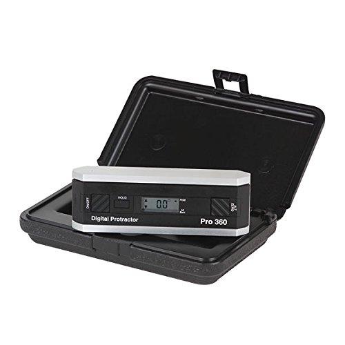 Smart-Tool 09429606 Pro 360 Digital Protractor, -0.1 Degree Accuracy