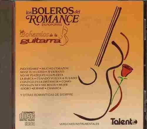 Boleros Del Romance 3: Bohemios De La Guitarra: Amazon.es: Música