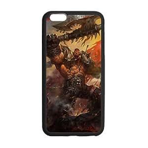 G-nation Hearthstone Garrosh Hellscream custom Case for iPhone 6 Plus