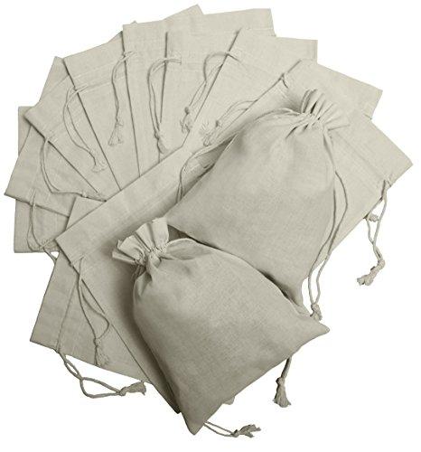 Percent Cotton Drawstring 12 Pack Storage product image