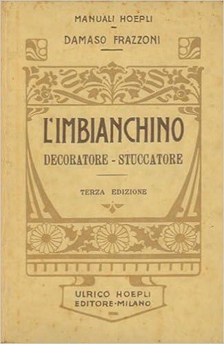 Calendario 1929.L Imbianchino Decoratore Stuccatore Terza Edizione Con L