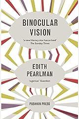 Binocular Vision by Edith Pearlman (4-Jul-2013) Paperback Paperback Bunko