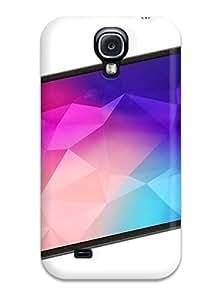 New Tpu Hard Case Premium Galaxy S4 Skin Case Cover(lg G Pro 2 Black )