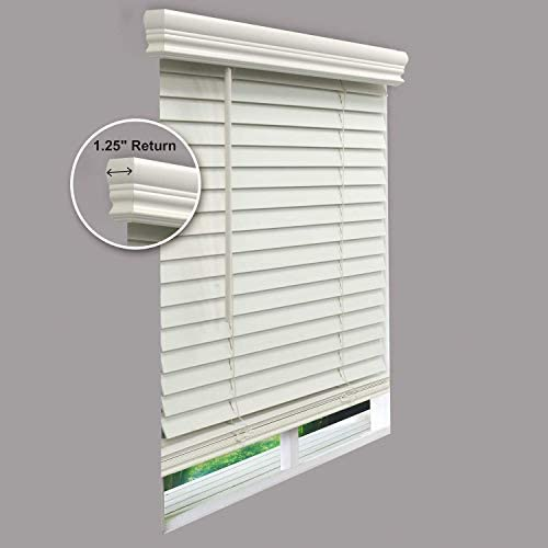 "METRO GALAXY 2"" Faux Wood Venetian Horizontal Blinds"