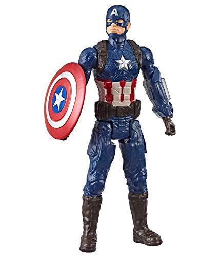어벤져스 / 엔드 게임 하스브로 TITAN 히어로즈 12인치 피규어 캡틴・미국 / AVENGERS : ENDGAME 2019 TITAN HERO SERIES 12inch Figure CAPTAIN AMERICA 영화 최신 마블 MCU 수티부・로저《스》