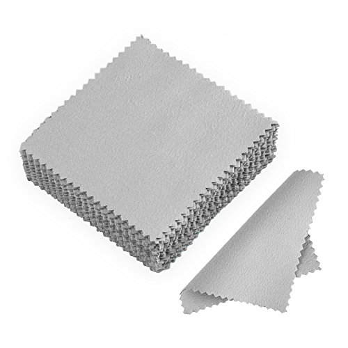 Sterling Silver Cleaning Cloth - 5