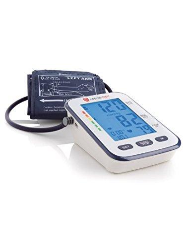 Medidor de presión automático digital de mesa – Pantalla 4.8 – Parlante de italiano