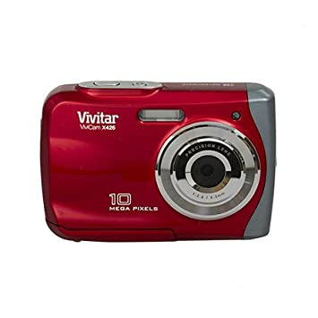 Amazon.com : Vivitar 10MP Waterproof Digital Camera - Style and ...