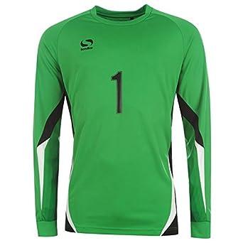 2369fd47266 Sondico Men's Core Goalkeeper Shirt Green (Medium): Amazon.co.uk: Clothing
