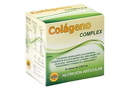 Colageno Complex 20 sobres de Robis