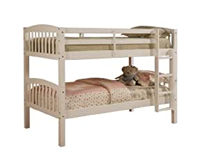 linon home decor bunk bed linon mission style bunk bed white kitchen 12987