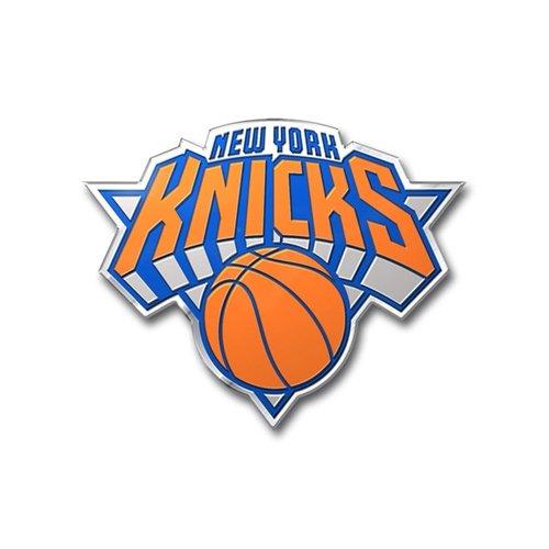 (New York Knicks Color Auto Emblem - Die)