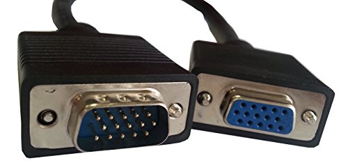 Xavier HD15MF-10 SVGA/VGA Cable HD15 Male-Female Extensio...