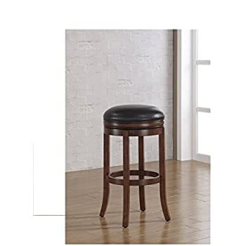 Amazon Com American Woodcrafters Stella Tall Bar Stool
