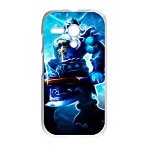 Motorola G Cell Phone Case White League Of Legends DNS Hard Back Cell Phone Case