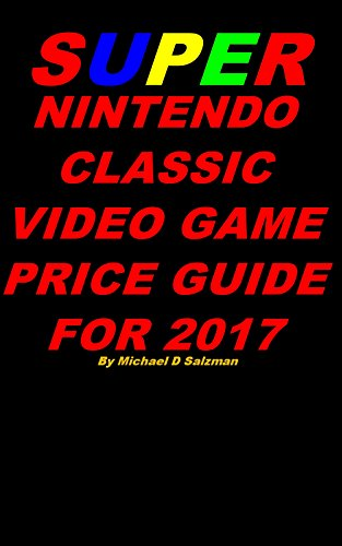 super nintendo classic video game price guide for 2017 price rh amazon com Best Super Nintendo Games Nintendo Football Game