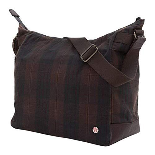[トーケン] メンズ ビジネス系 Riverside Waxed Shoulder Bag [並行輸入品] One-Size  B07DJ1SC3D