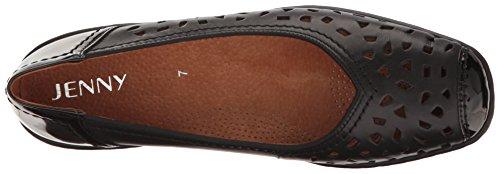 Calf Ara51177 black Charol Negro patent Mujer Rashida Ara Para axwR0daq