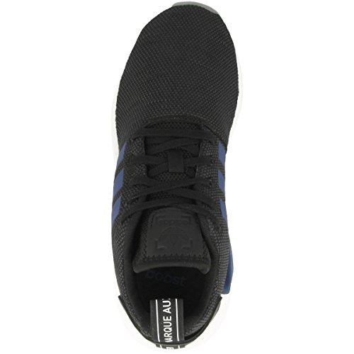 adidas Damen NMD_r2 W Gymnastikschuhe Schwarz (Core Black/noble Indigo S18/ftwr White)