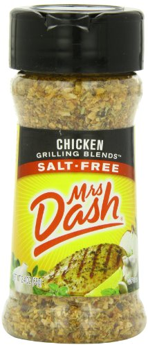Dash Grilling Blends (Mrs. Dash, Grilling Blend, Chicken, 2.4 Ounce (Pack of 12))