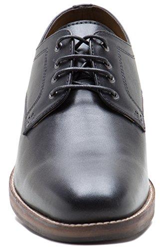 Chaussures Red Chaussures Gibson Vamp 4 Tape en Uni Noir Cuir elcot r45BCrwqx
