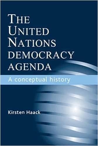 Amazon.com: The United Nations Democracy Agenda: A ...