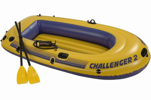 Man Inflatable Boat - 1