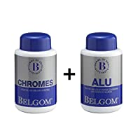 Belgom Pack Alu et Chromes