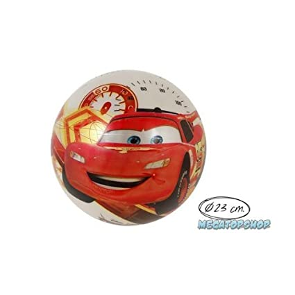 John Handel Disney Cars Red Balon 230 Mm: Amazon.es: Juguetes y juegos