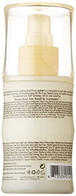 Alterna Bamboo Smooth Frizz-Correcting Styling Lotion for Unisex, 4 Ounce