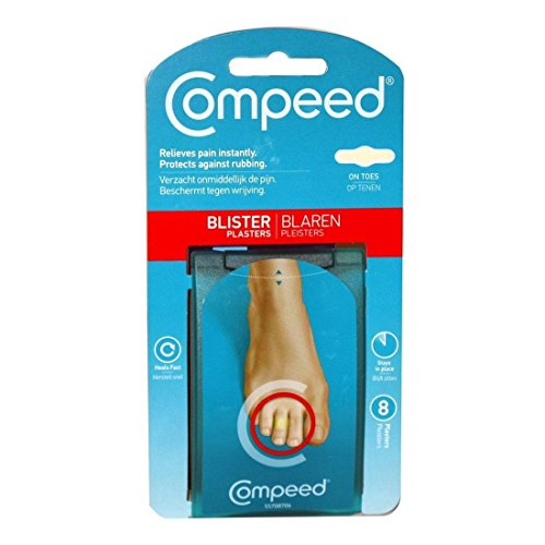 Compeed Blister Plasters for Toes by (Blister Plasters)