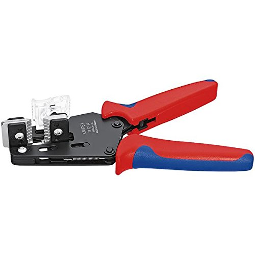 KNIPEX(クニペックス)1212-14 ワイヤーストリッパー スポーツ レジャー DIY 工具 その他のDIY 工具 top1-ds-1849713-ah [簡素パッケージ品] B06ZY1MZGR