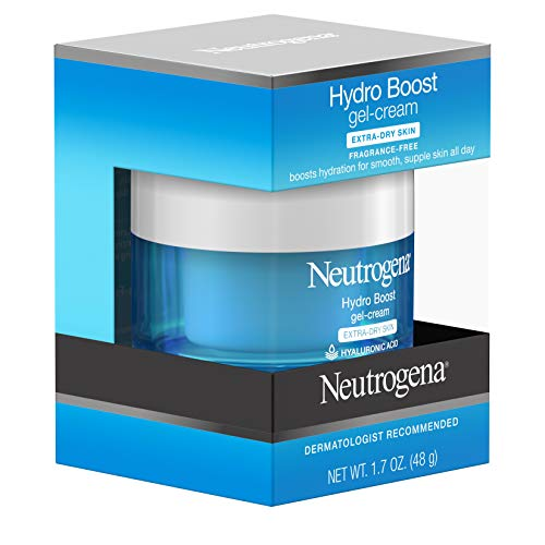 Neutrogena Hydro Boost Hyaluronic Acid Hydrating Face Moisturizer Gel-Cream to Hydrate and Smooth Extra-Dry Skin, 1.7 oz by Neutrogena (Image #5)