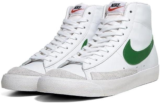 Amazon.com | Nike Blazer Mid '77 Premium (Vintage) WHITE ...