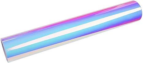 Holográfica Chrome Craft hoja de Vinilo Para Silhouette Cameo ...