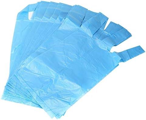 Brocan 90Pcs採掘ごみ袋、プラスチックごみ収納袋キッチンのゴミ箱バッグ