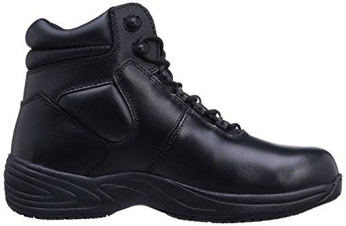Grabbers 6In. Fastener Work Boot - Black, Size 14, Model# G1