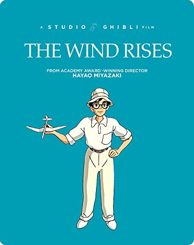 The Wind Rises - Limited Edition Steelbook [Blu-ray + DVD]